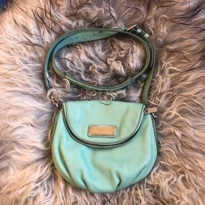 Marc by Marc Jacobs mint green purse